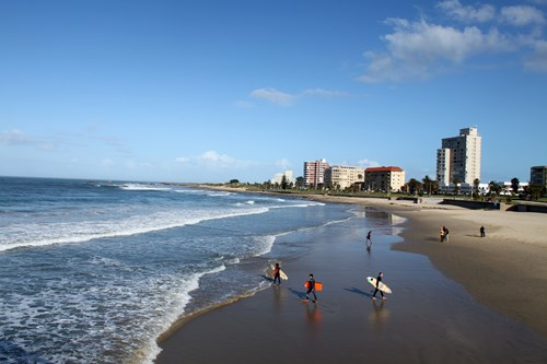 Port Elizabeth beachfront