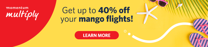 Mango Airlines Affordable South African Domestic Flights