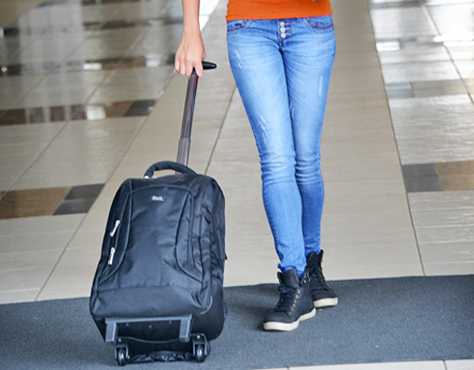 NEW CARRY-ON BAGGAGE REGULATIONS